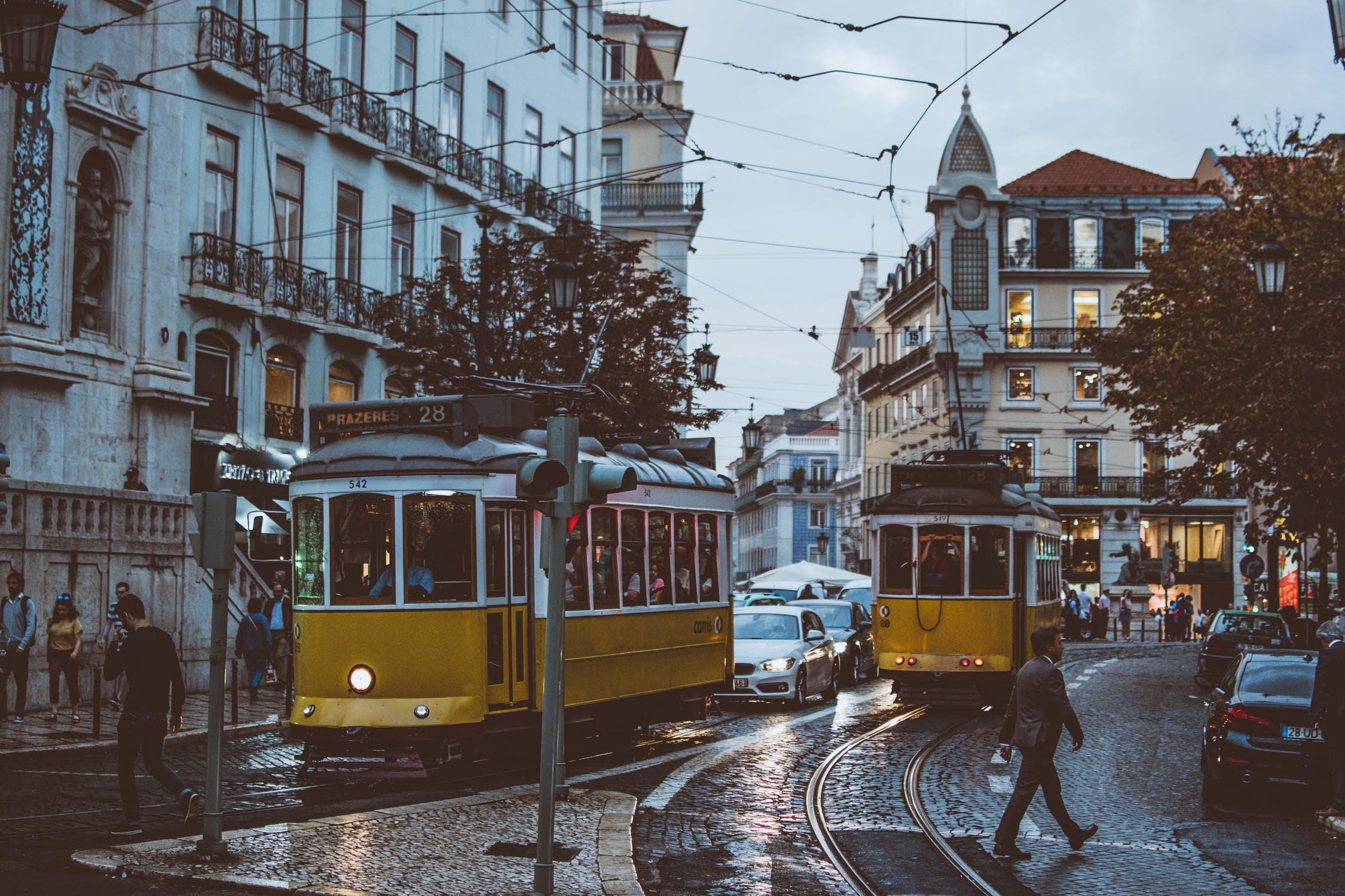 Visiter Lisbonne en hiver permet de découvrir la capitale portugaise sous un autre angle