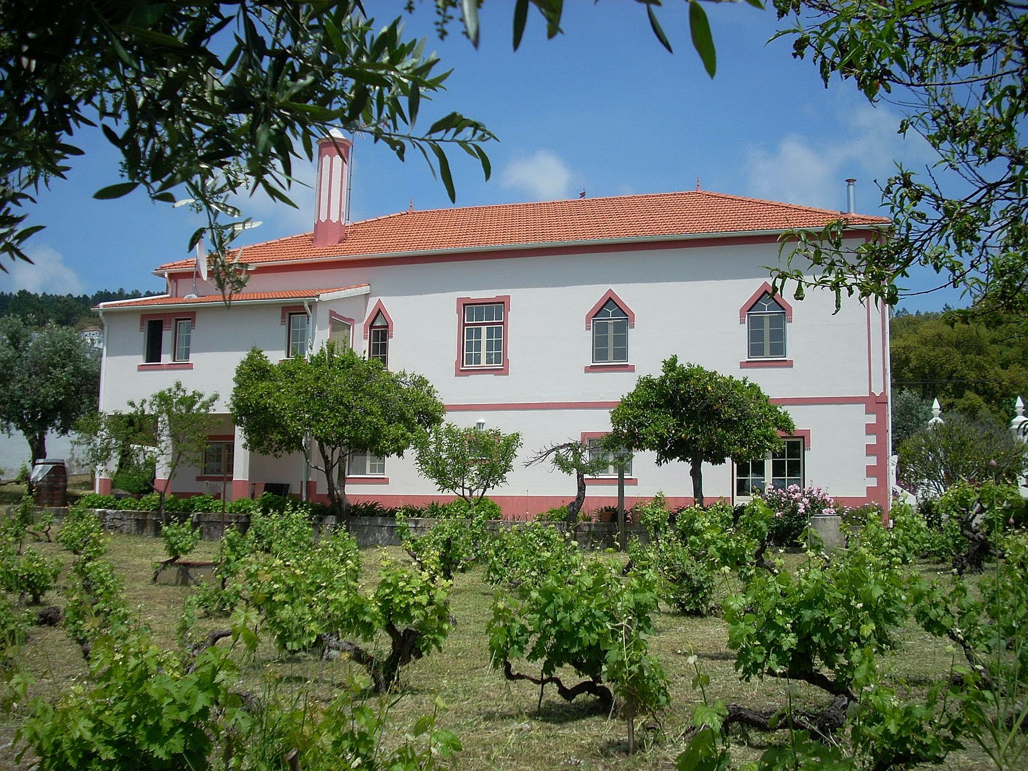 Maginifique Quinta à 1h30 de Lisbonne