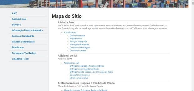 justificatif de domicile portugal financas