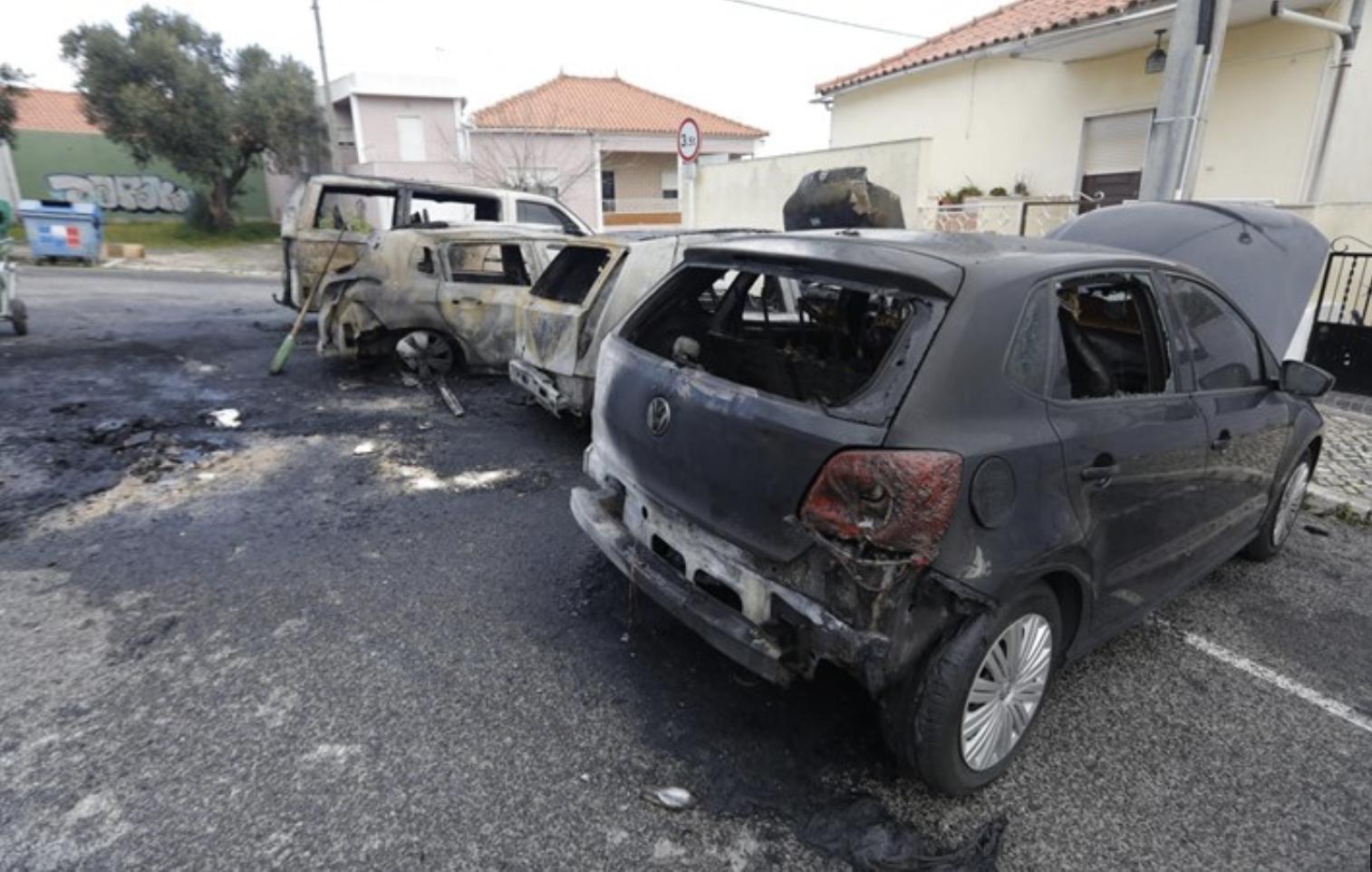Le Portugal connait une crise de violence et la police est attaquée par des cocktails Molotov - Photo de © Vítor Mota - Correio da Manha