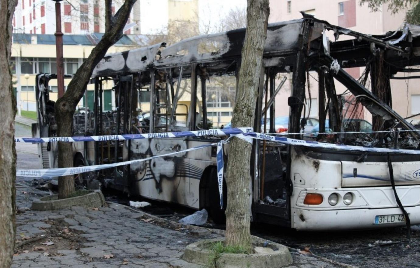 Des violences on encore eu lieu au Portugal - © Diariodaregiao.pt