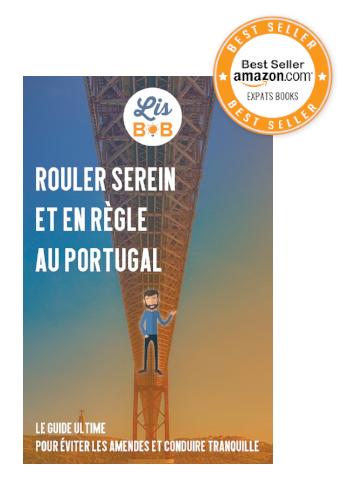 livre rouler serein et en règle au Portugal