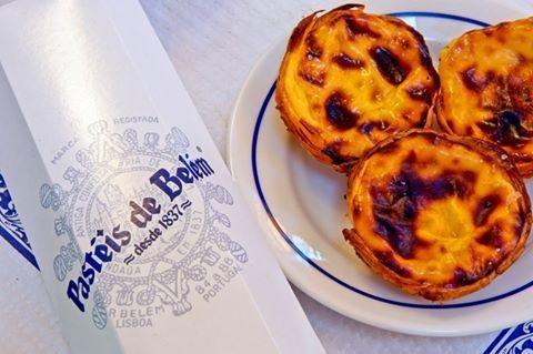 Un bon pastis de Belém réchauffera le coeur de n'importe quel touriste à Lisbonne en hiver