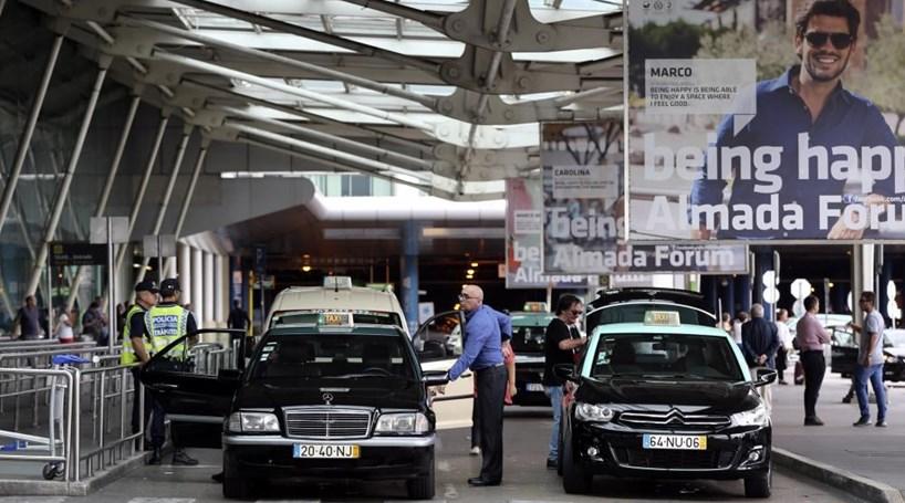 Autant de taxis et autant de potentiels euros pour la Mairie de Lisbonne