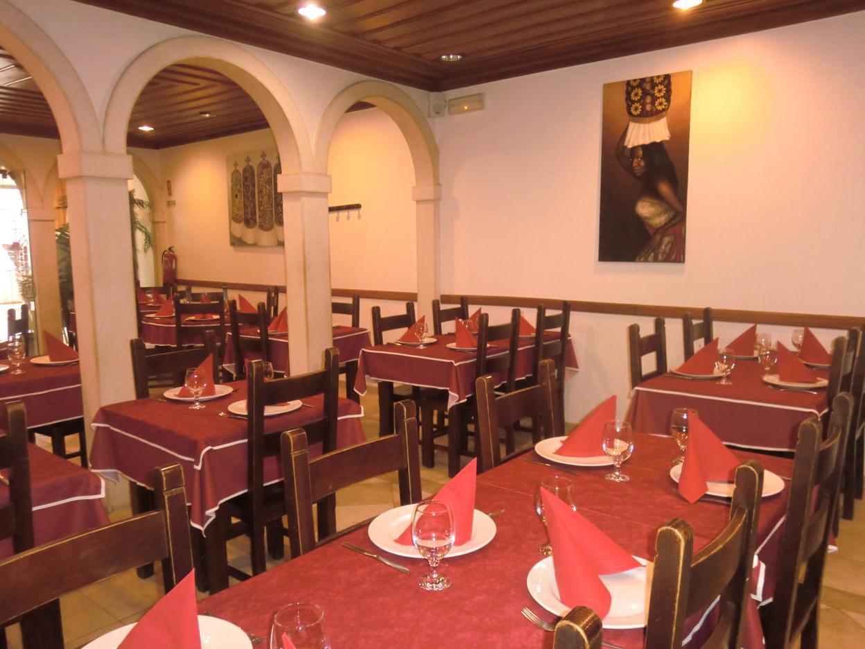 O Tabuleiro est un restaurant très réputé dans Tomar et ses alentours