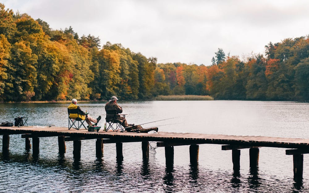 Whether are the reasons for you to fish, it's better to have an insurance