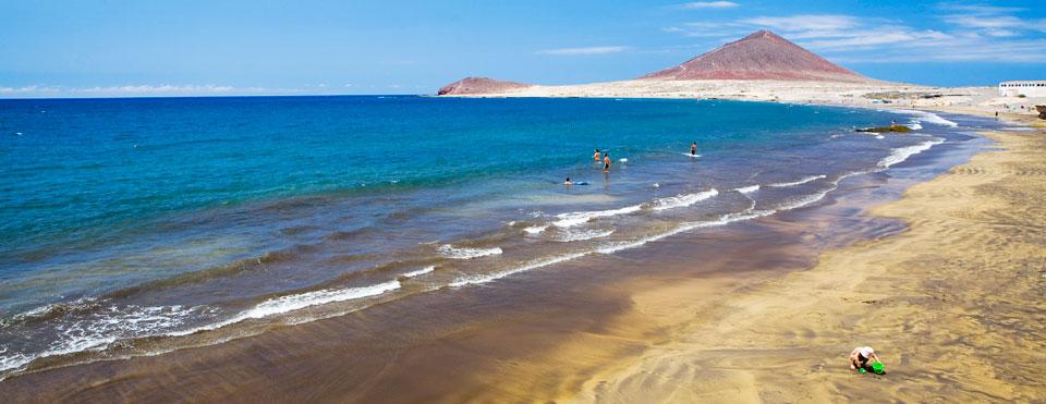 Tenerife - Plage nudiste et naturiste de la Pelada, Espagne