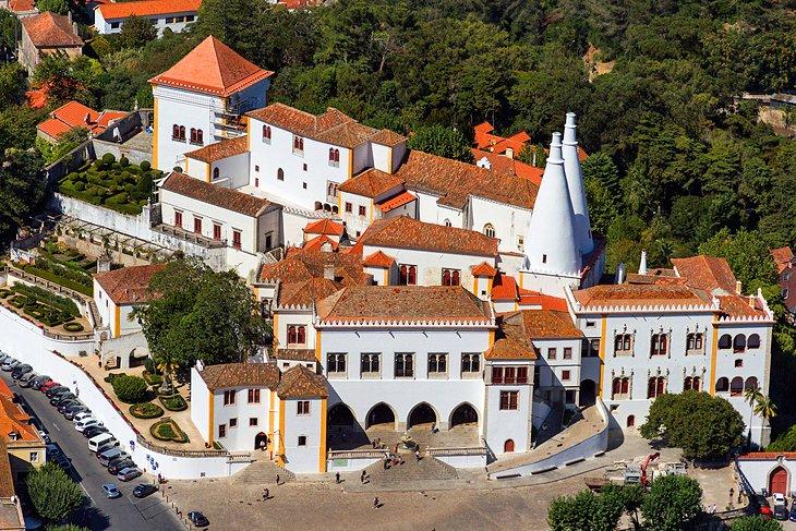 Le Palácio Nacional de Sintra est ouvert tous les jours