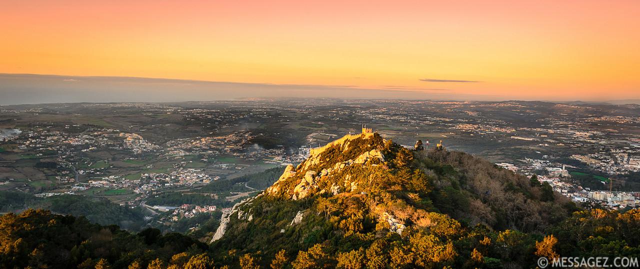 Rien ne vaut une visitée guidée de Sintra afin de découvrir la région des contes de fée
