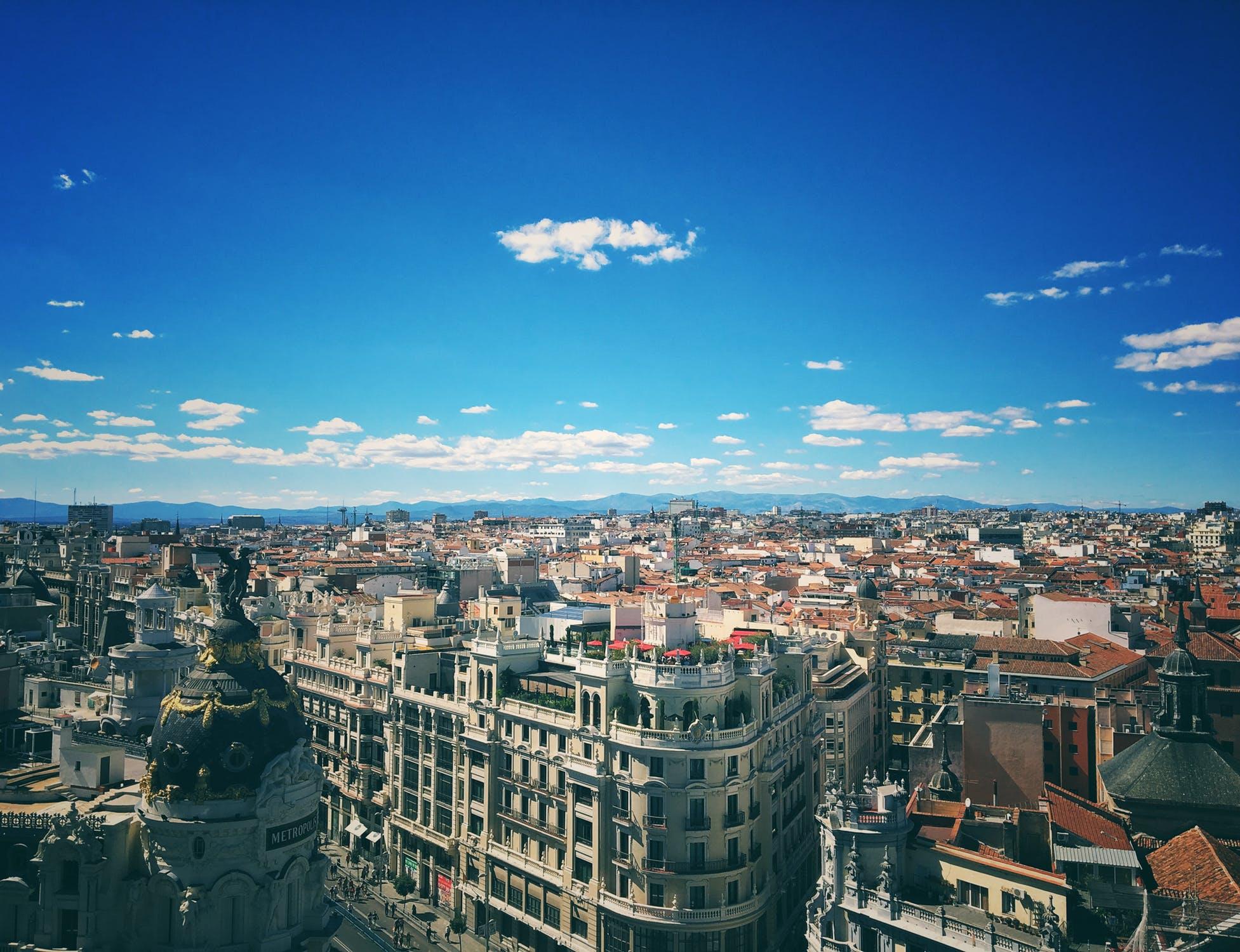 Madrid est tout simplement une capitale bouillonnante d'activité