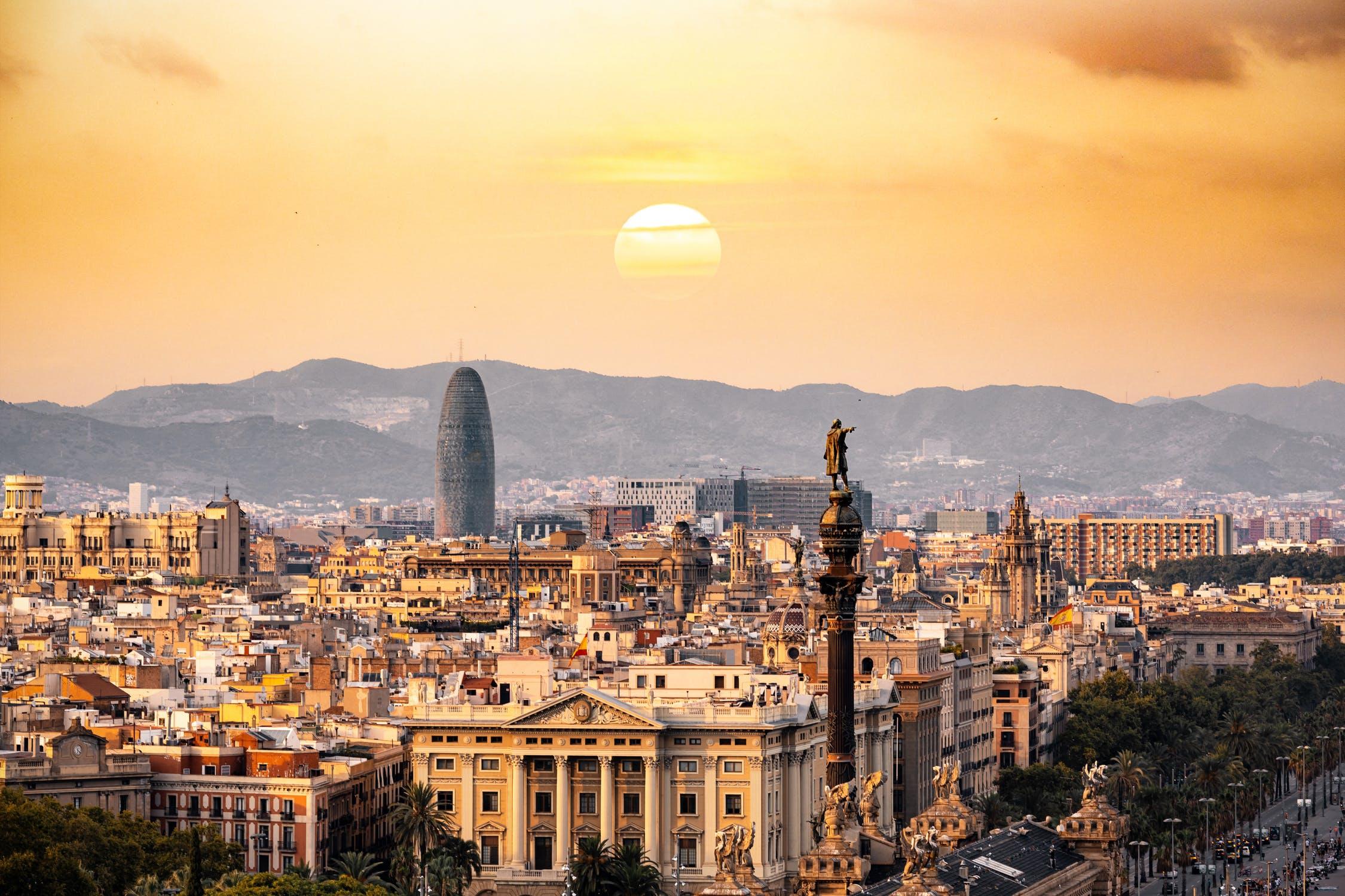 Barcelone est une ville recherchée pour y passer sa retraite
