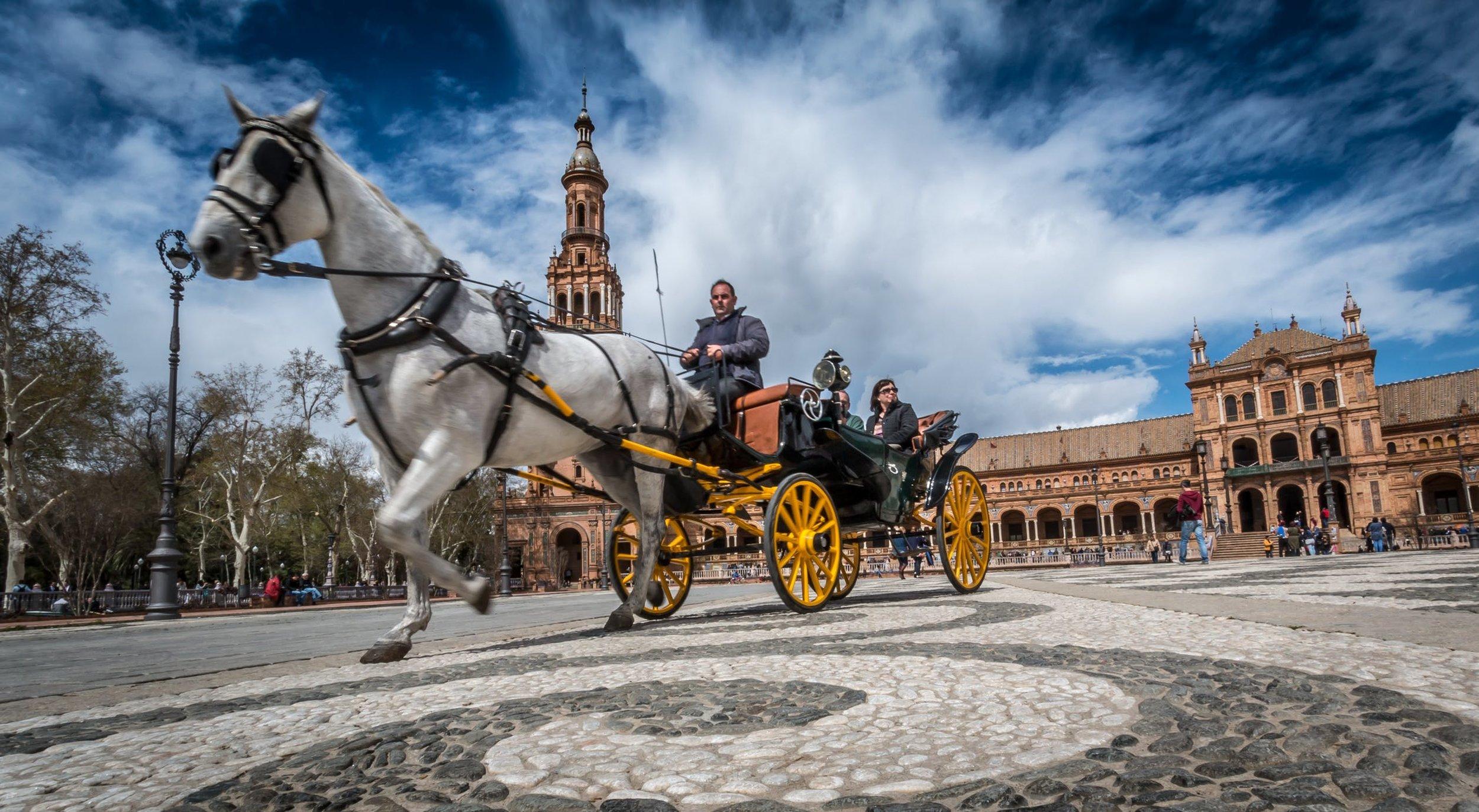 Passer sa retraite en Andalousie peut être une bonne option si la chaleur n'est pas un inconvénient
