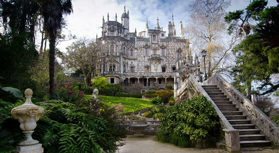 Quinta da Regaleira is a fantastic place to visit in Sintra