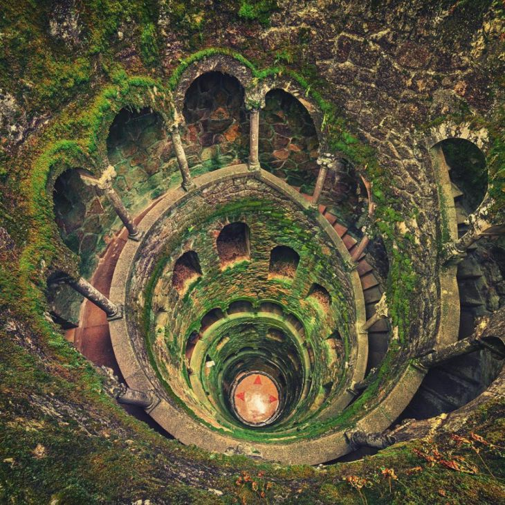 Try to not get lost in Quinta da Regaleira