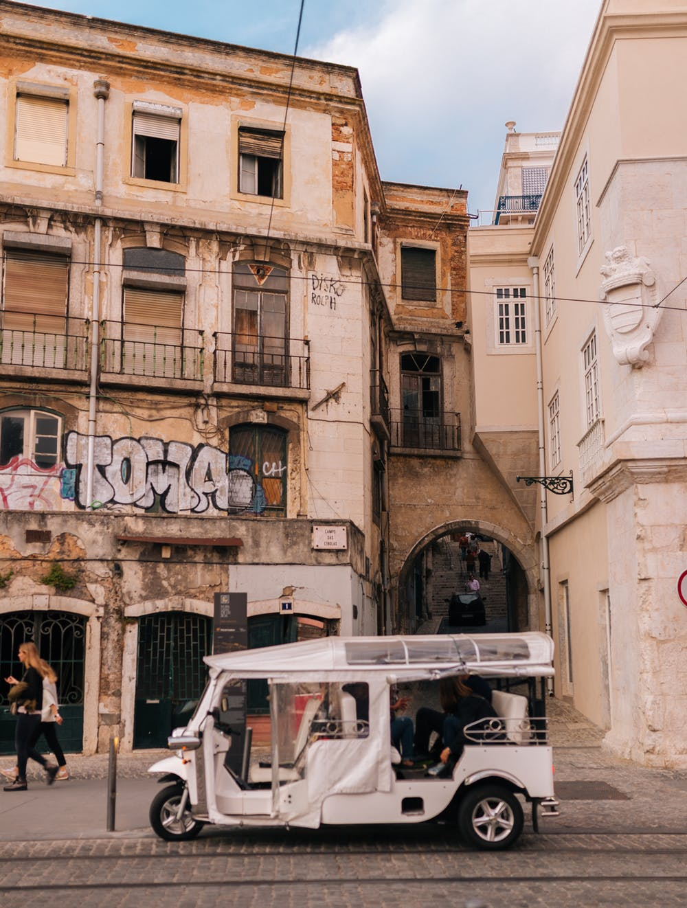 real estate Lisbon Portugal