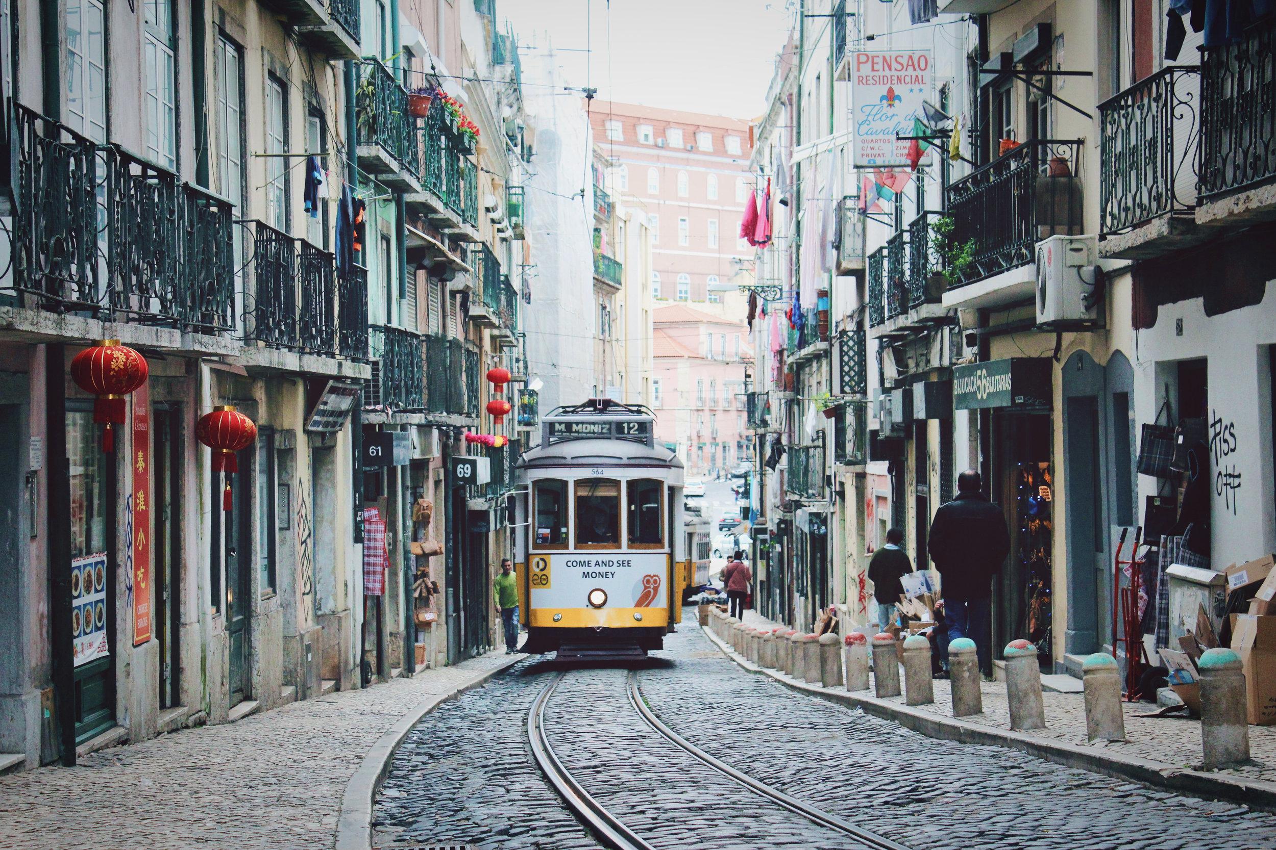 Il existe des incitations pour faire venir les étrangers à vivre au Portugal