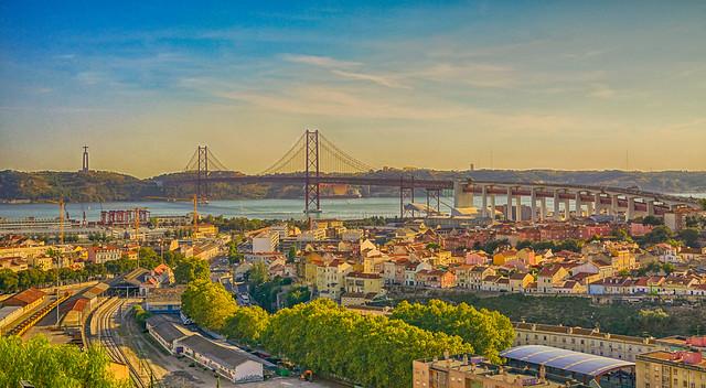 Le nouveau pont de Lisbonne devrait relier Chelas à Barreiro en 2030