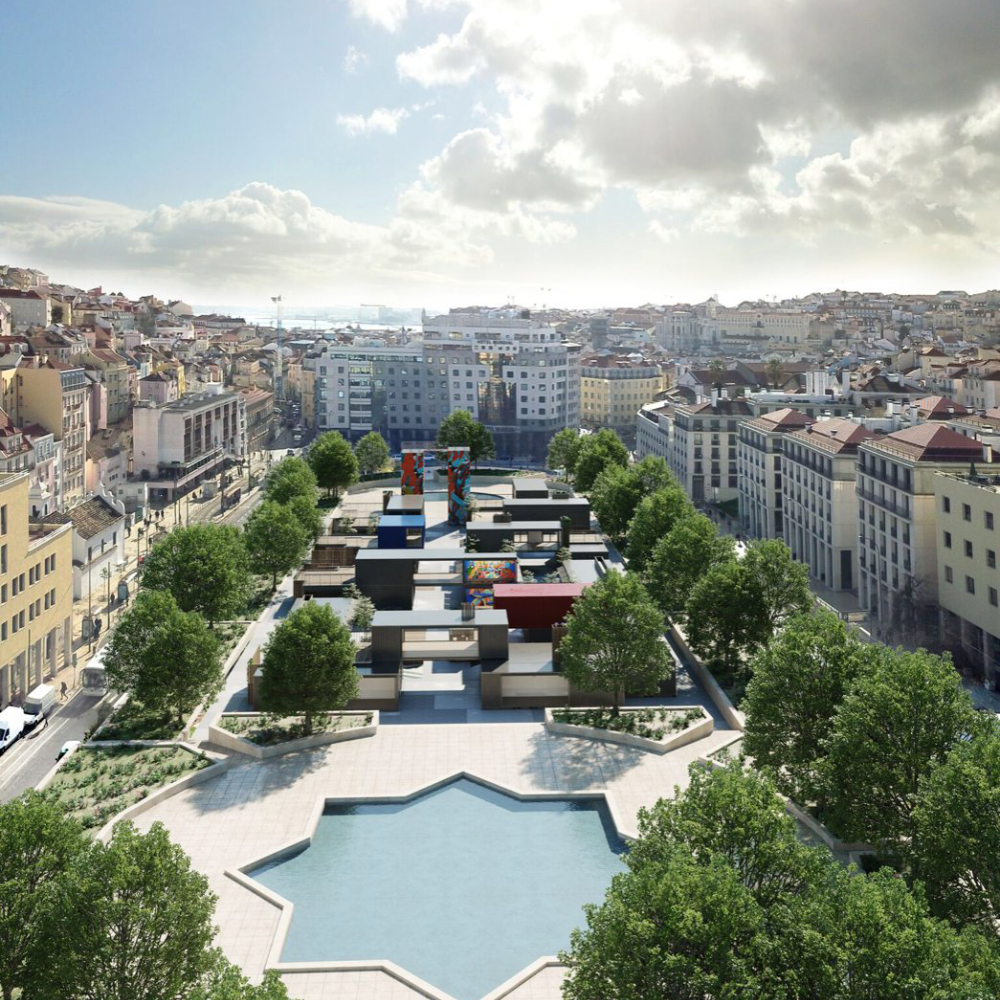 The project of the new square Martim Moniz canceled