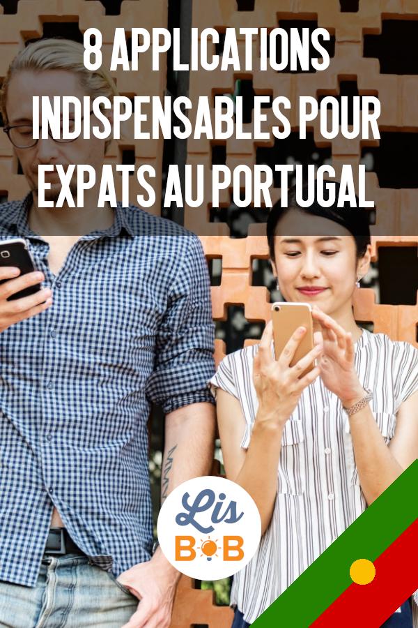 Voici les 8 meilleures applications indispensables pour vivre à Lisbonne.