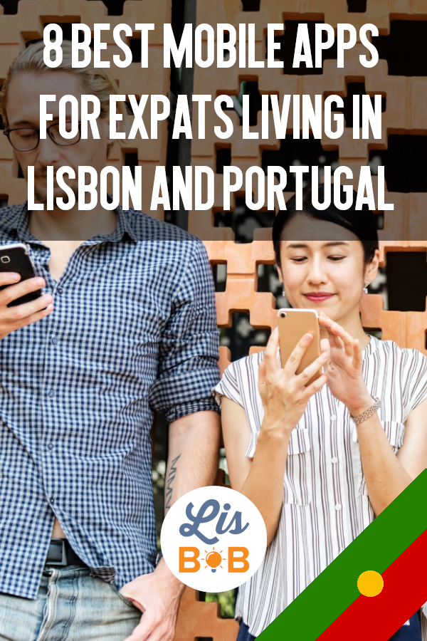 Here are the 8 best apps needed to live in Lisbon and its region.