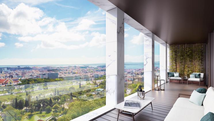 L'appartement le plus cher de l'histoire du Portugal s'est vendu à 7,2 millions à Lisbonne