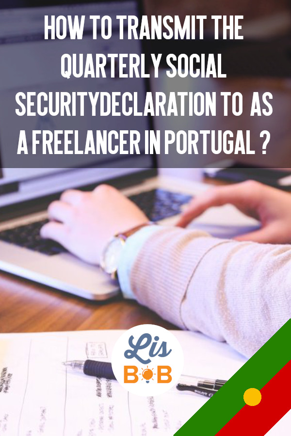 This new mandatory declaration is for all self-employed workers in Portugal