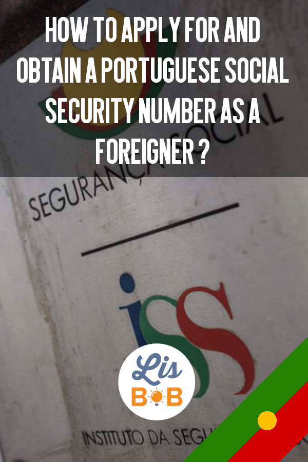 Asking for and obtaining a social security number in Portugal as a foreigner can be difficult.
