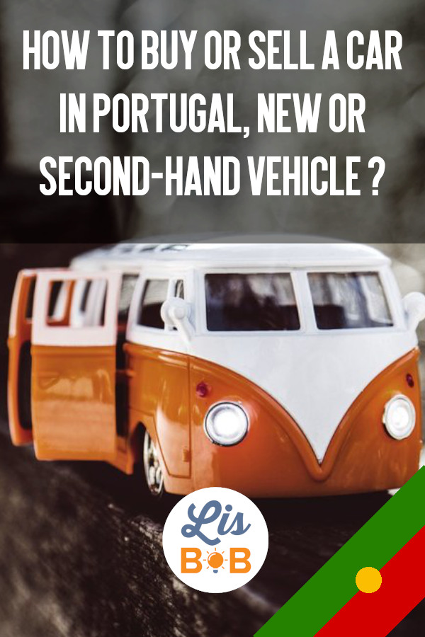 You will know how to buy or sell a car in Portugal
