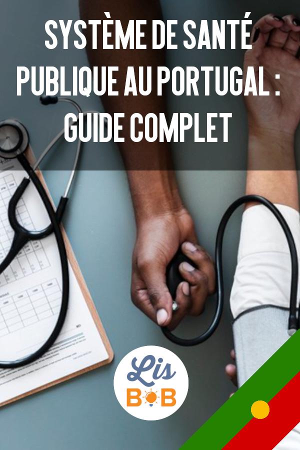 syteme santé publique portugal