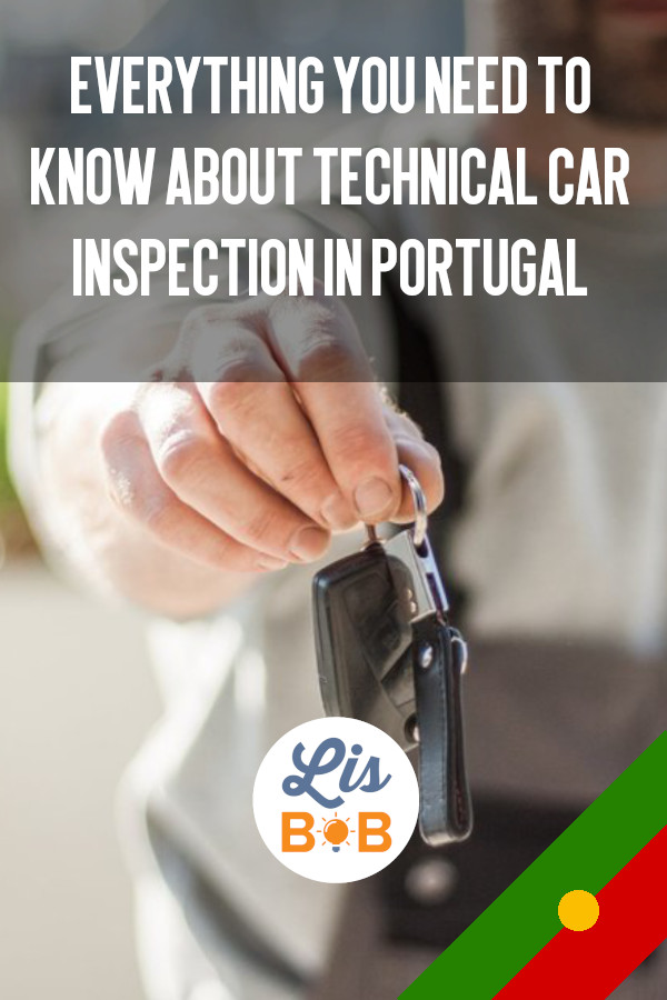 You will know everything about car inspection in Portugal