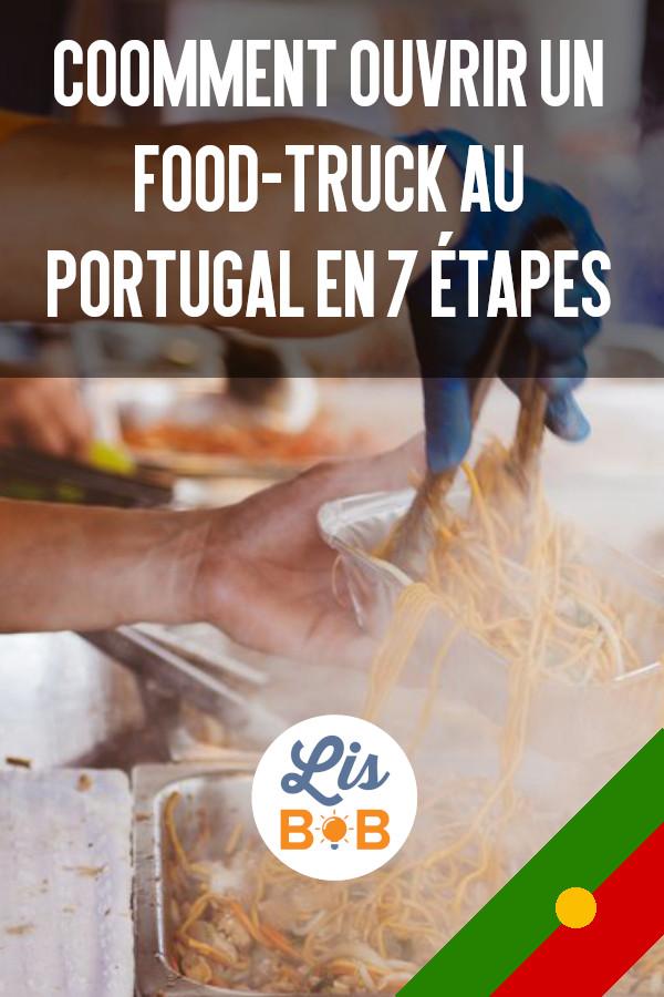Ouvrir un food truck au Portugal fait partie du projet de nombreux expats