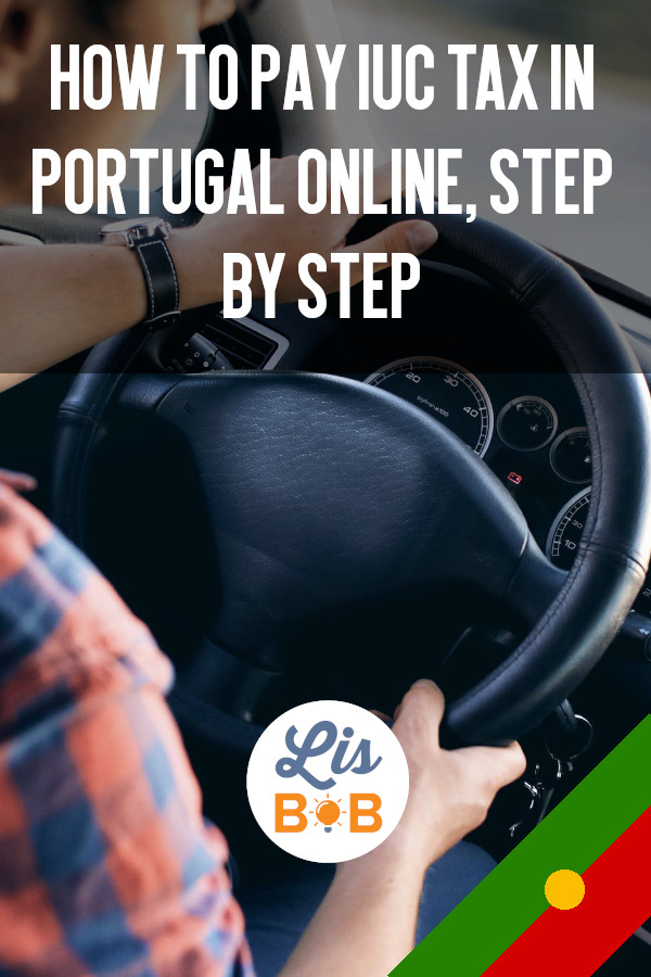 how to pay IUC online portugal