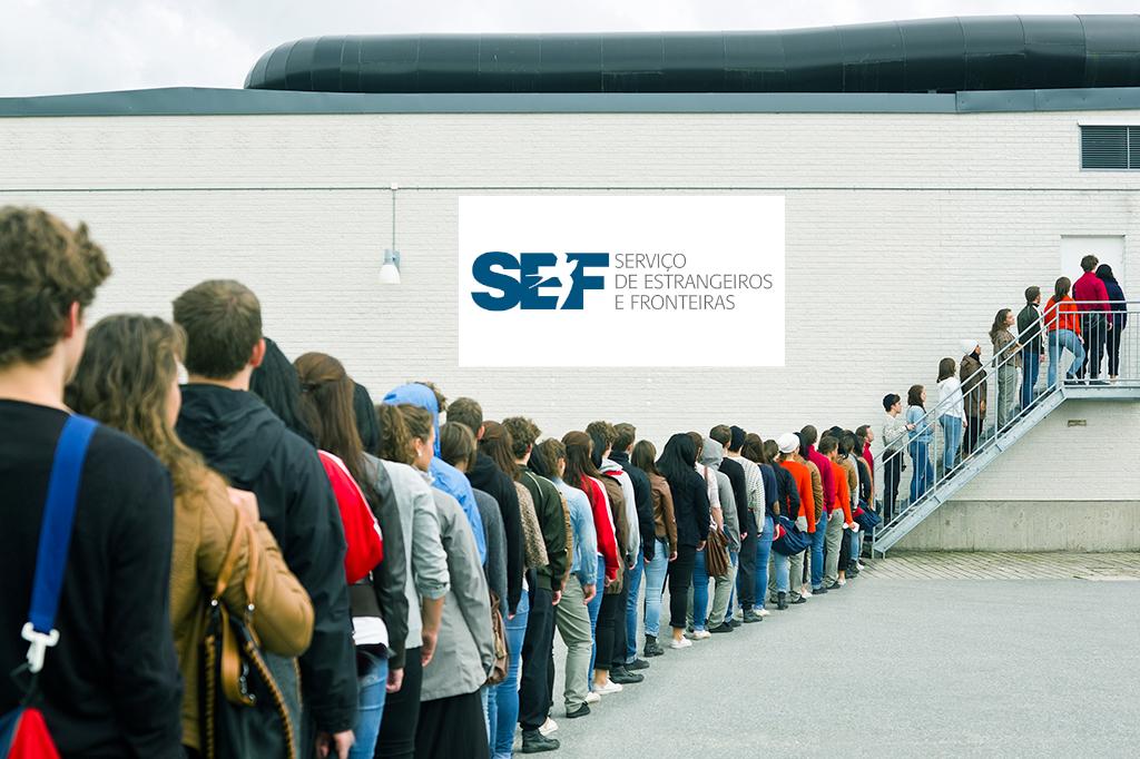 SEF : 11.000 créneaux horaires de disponibles pour les permis de séjour et renouvellement d'autorisation de résidence au Portugal