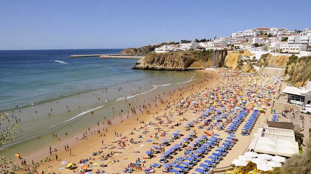 Sexy Albufeira Portugal Nude Beaches Nudism Png