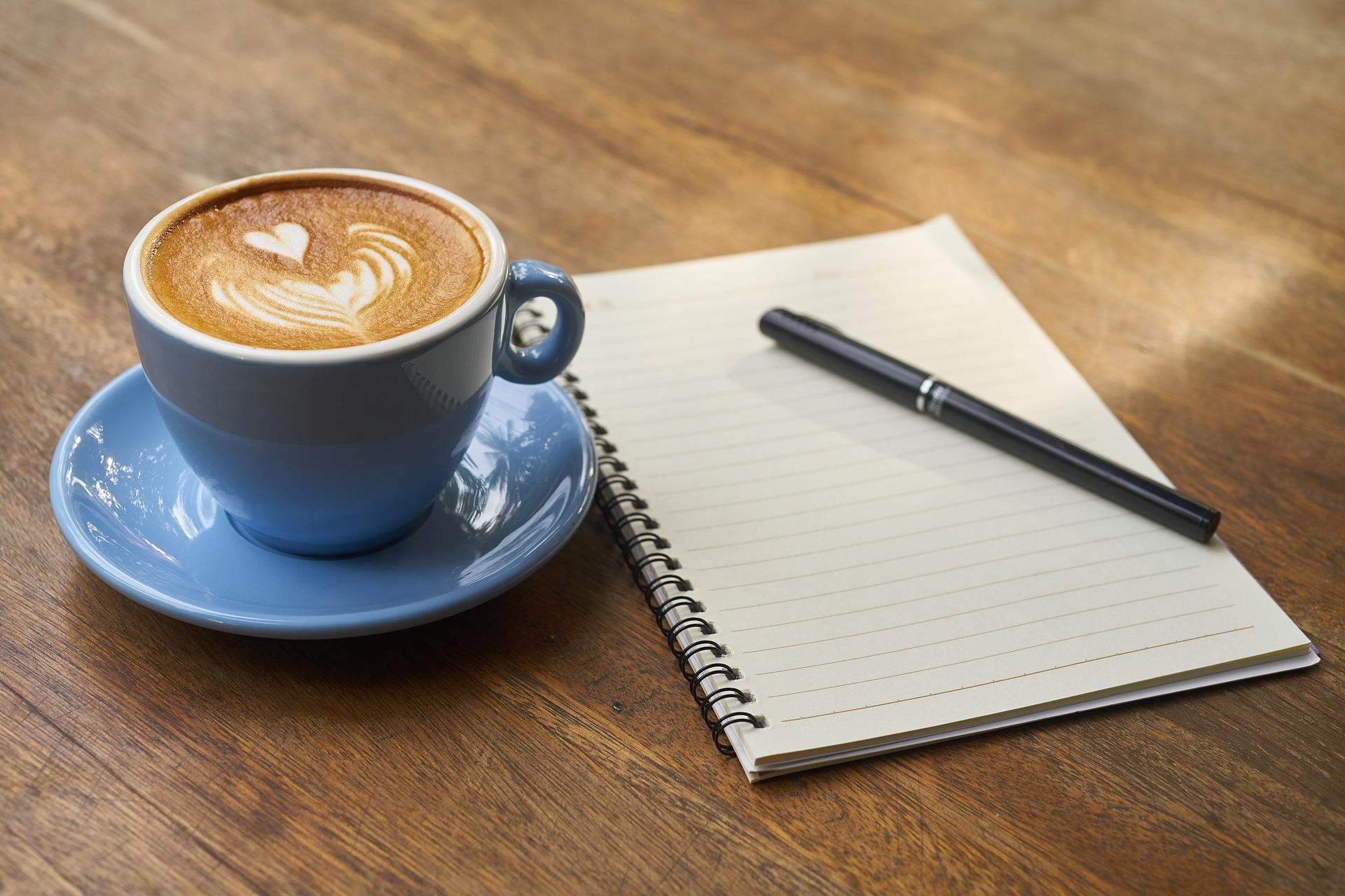 Coffee and great reviews