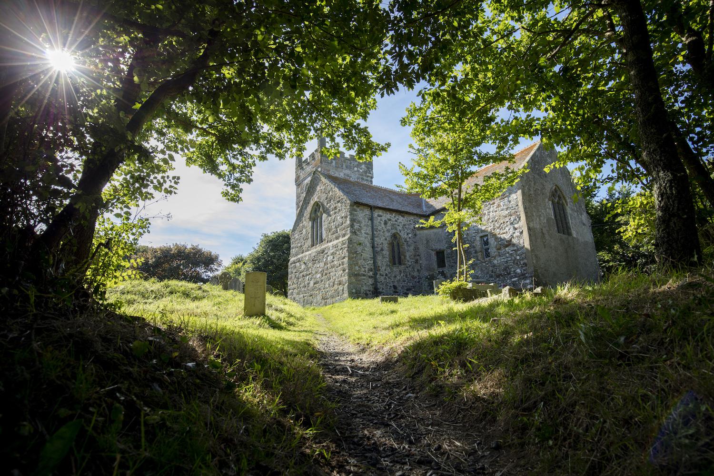 St. Winwaloe at Church Cove, Gunwalloe  Photo Credit: Matt Jessop, Visit Cornwall