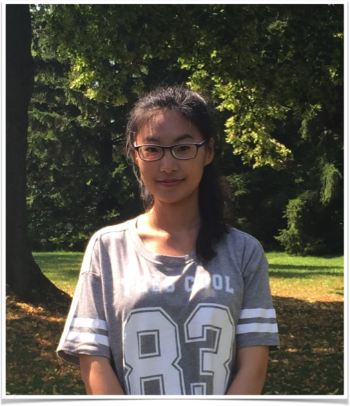 Ceci Ji - Ceci is a Master of Education student from China. She works on creating the first draft of the PPT presentation images.