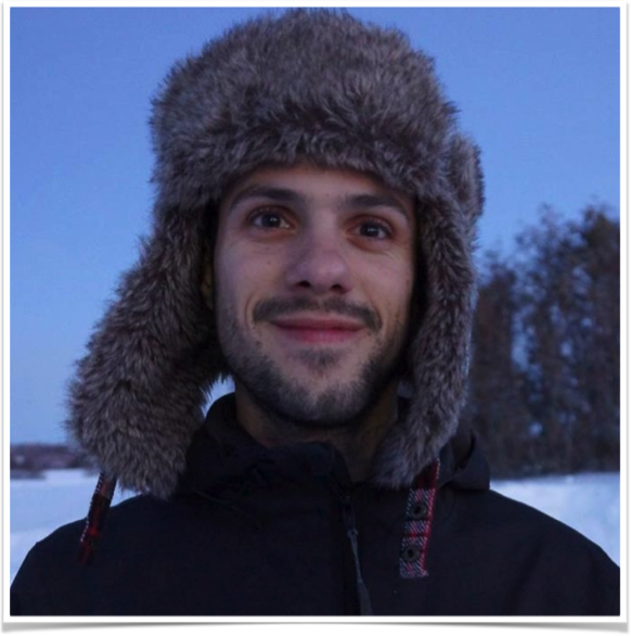 Thibaut Aubert - Thibaut was born in France and came to UPEI to complete his Bachelor of Education degree to specialize in the senior grades as a mathematics and science teacher. Thibaut works on translating the videos into French.