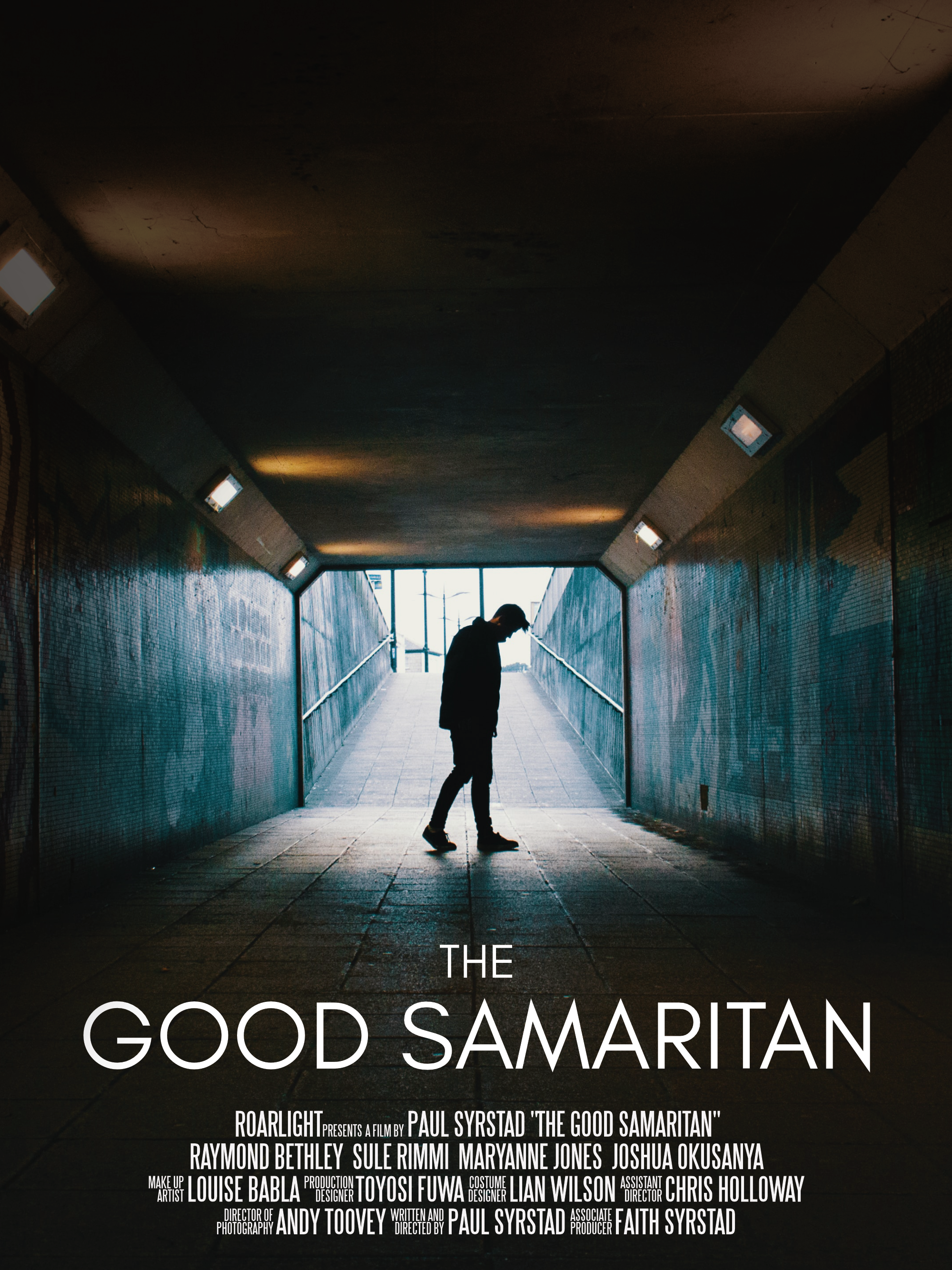 The Good Samaritan - A white supremacist falls victim to being beaten within an inch of his life and his only hope lies in the hands of the least expected.