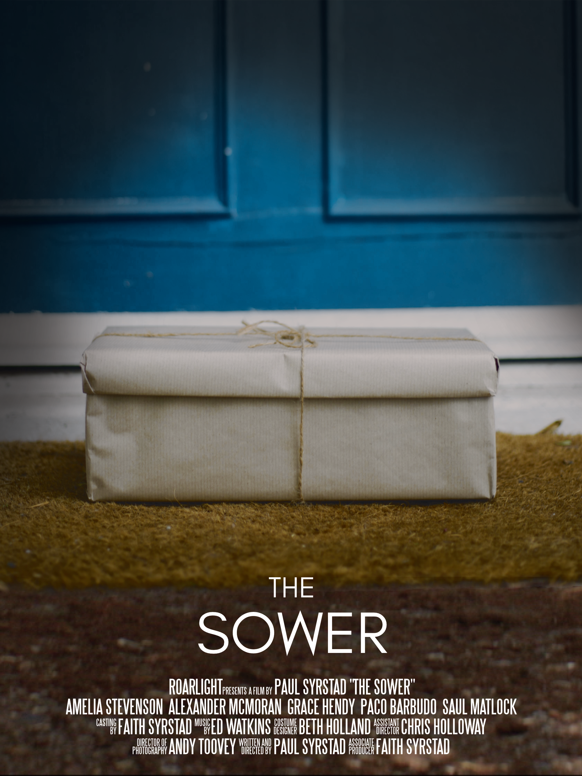 The Sower - When four individuals receive a mysterious gift on their doorstep, an equally mysterious man tries to make them get rid of it.