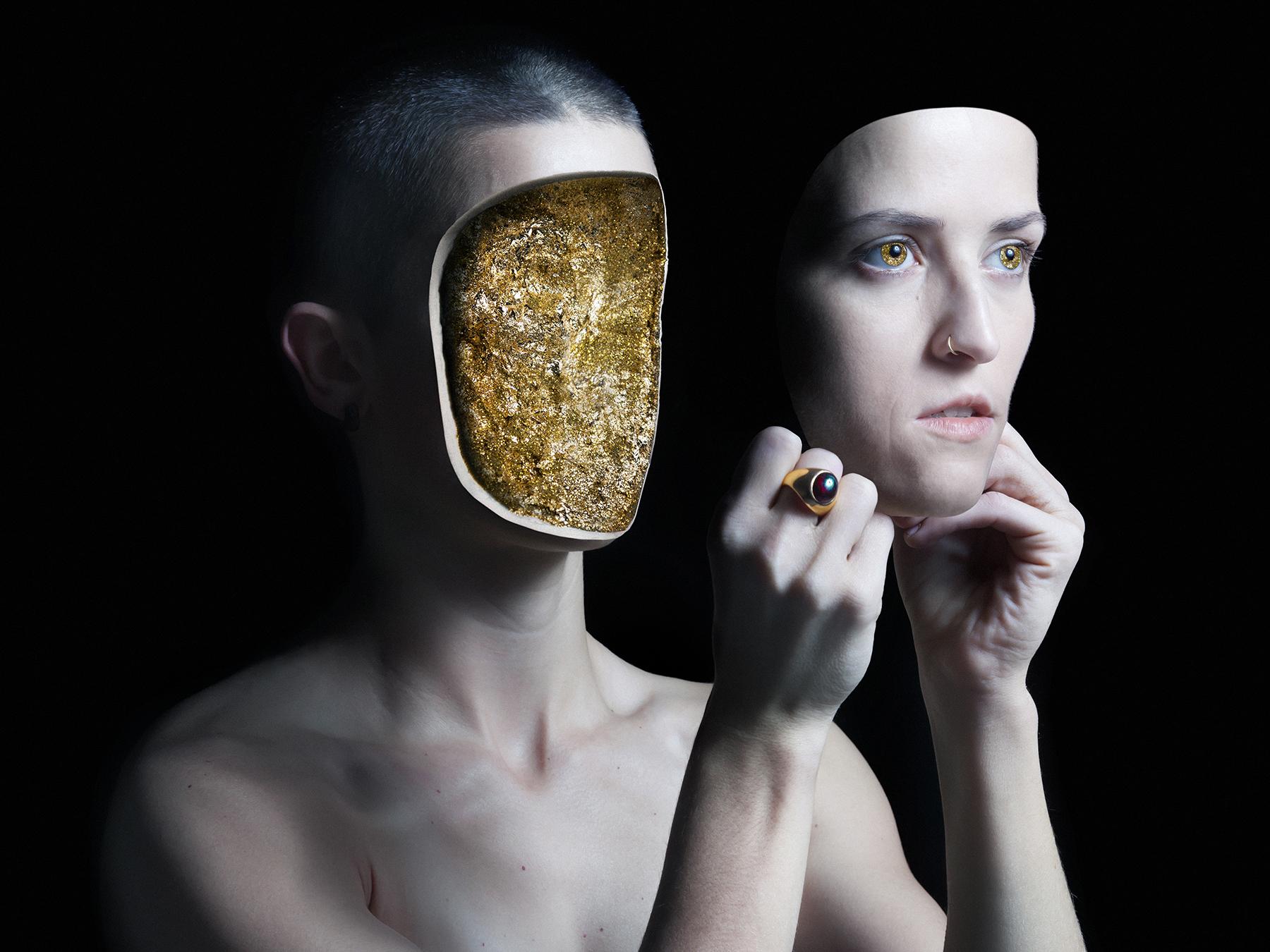 Selfportrait - Viola Pantano