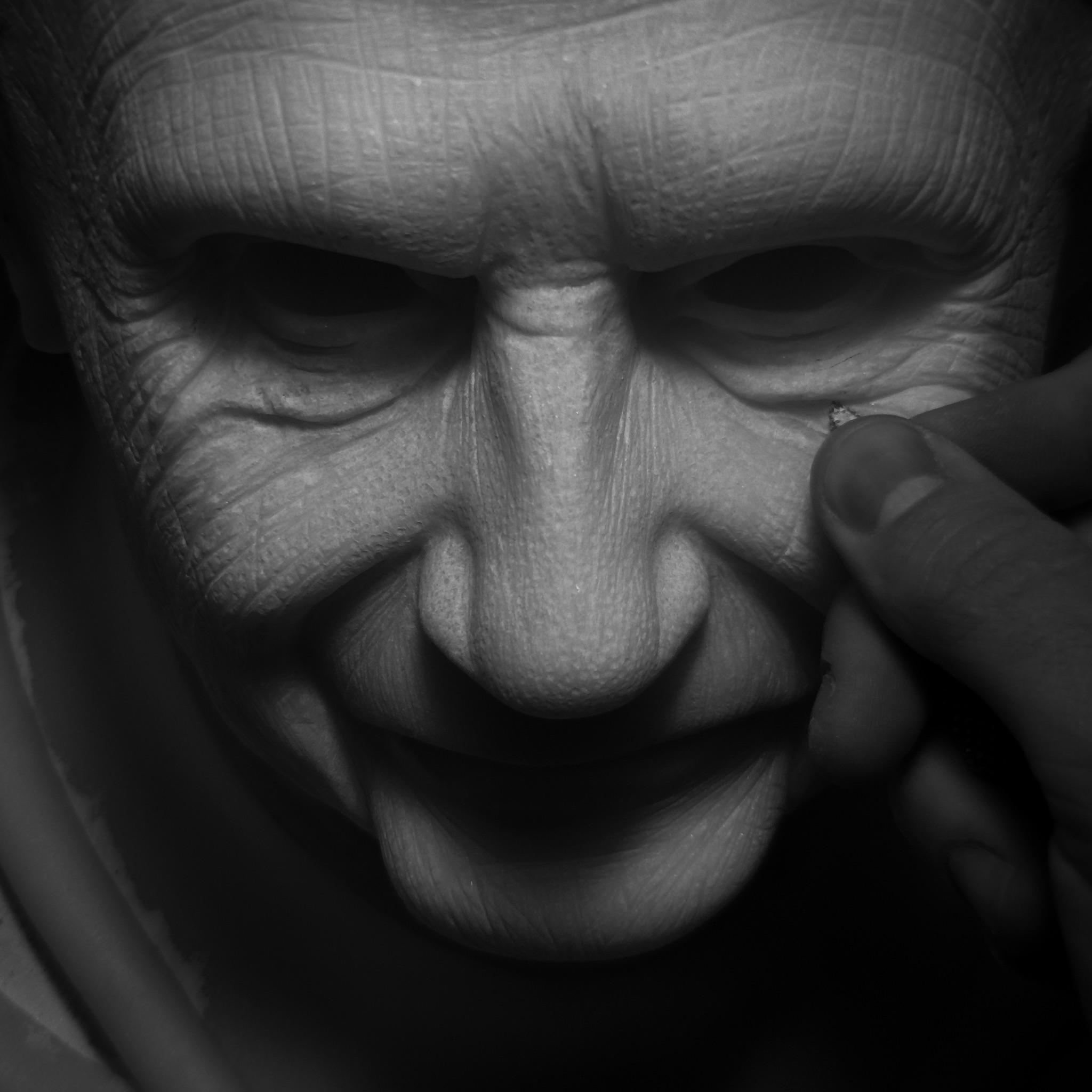 JAGO - Habemus Hominem - 2009 - 2016, marmo statuario (8).jpg