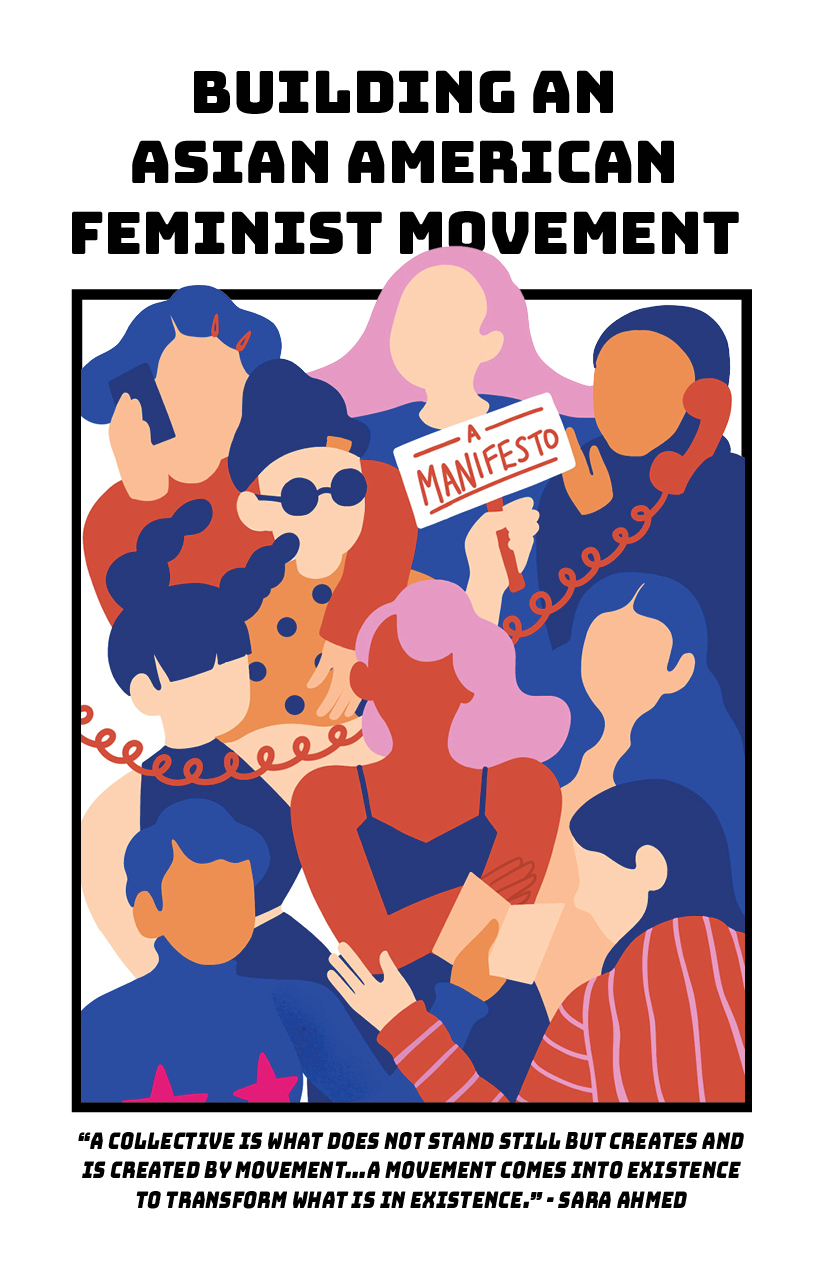 Issue one - Building an Asian American Feminist Movement