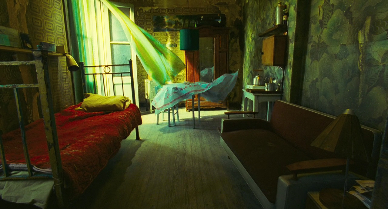 Happy Together  film still, Wong Kar-Wai