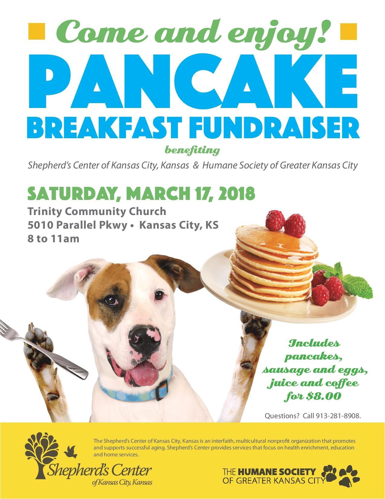 Pancake Breakfast Fundraiser_Shepherd's Center of Kansas City, Kansas.jpg