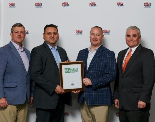 Kansas City Board of Public Utilities Platnium Reliable Public Power Provider Award.png