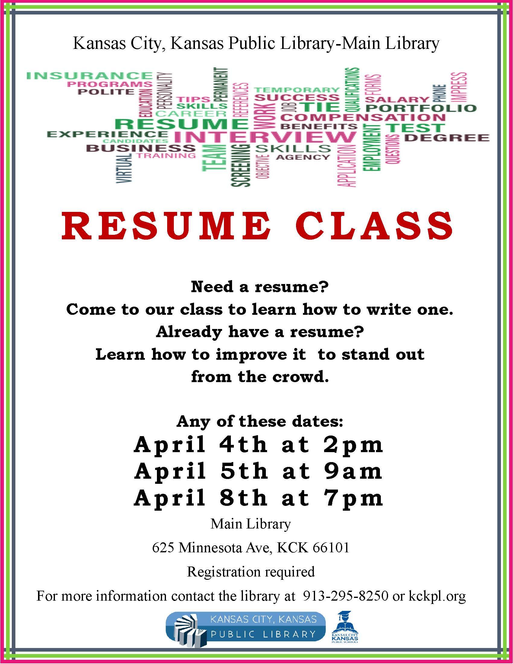KCKPL Resume class.jpg