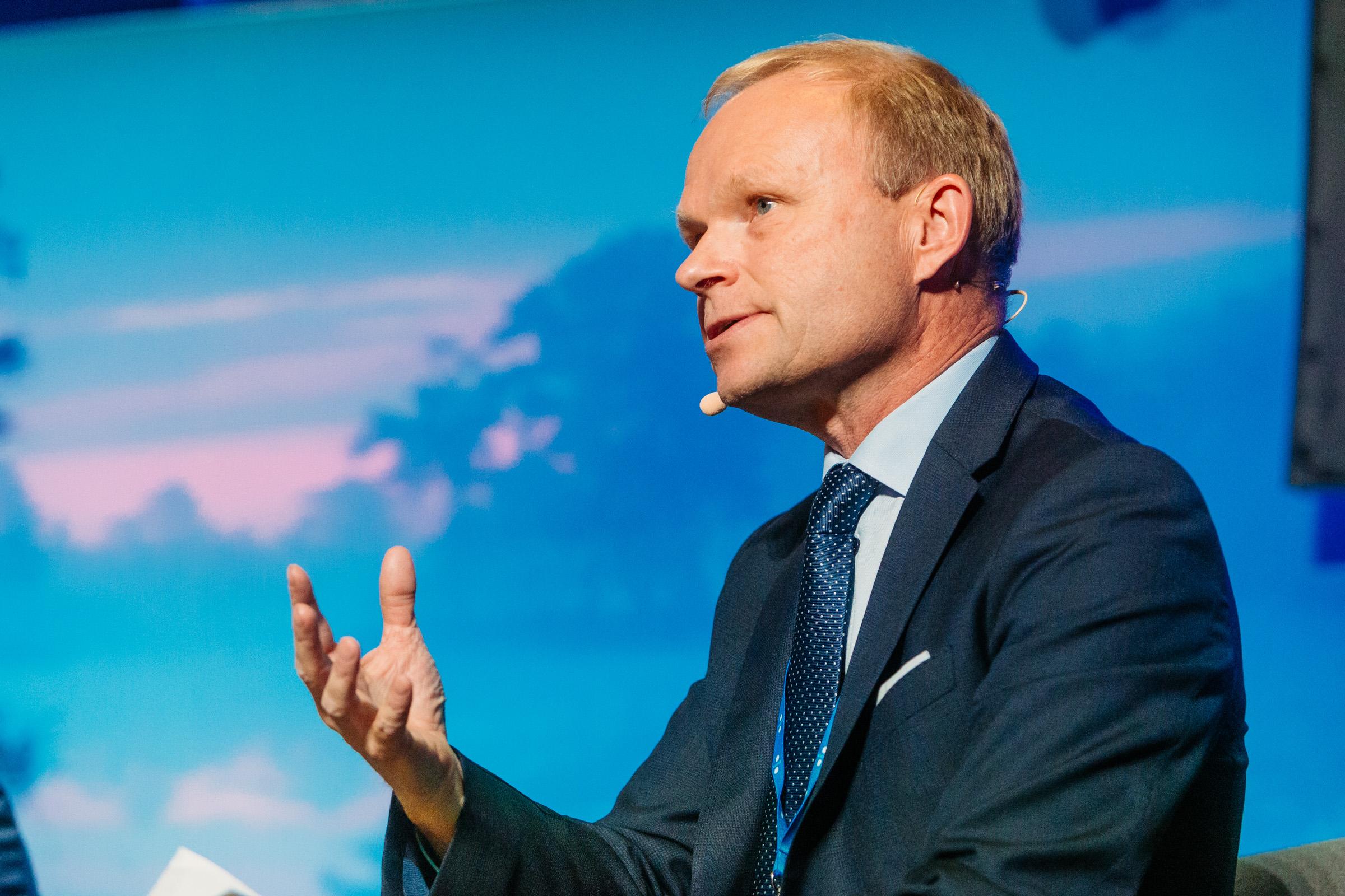 Agva kommenterer Lundmarks interessante foredrag