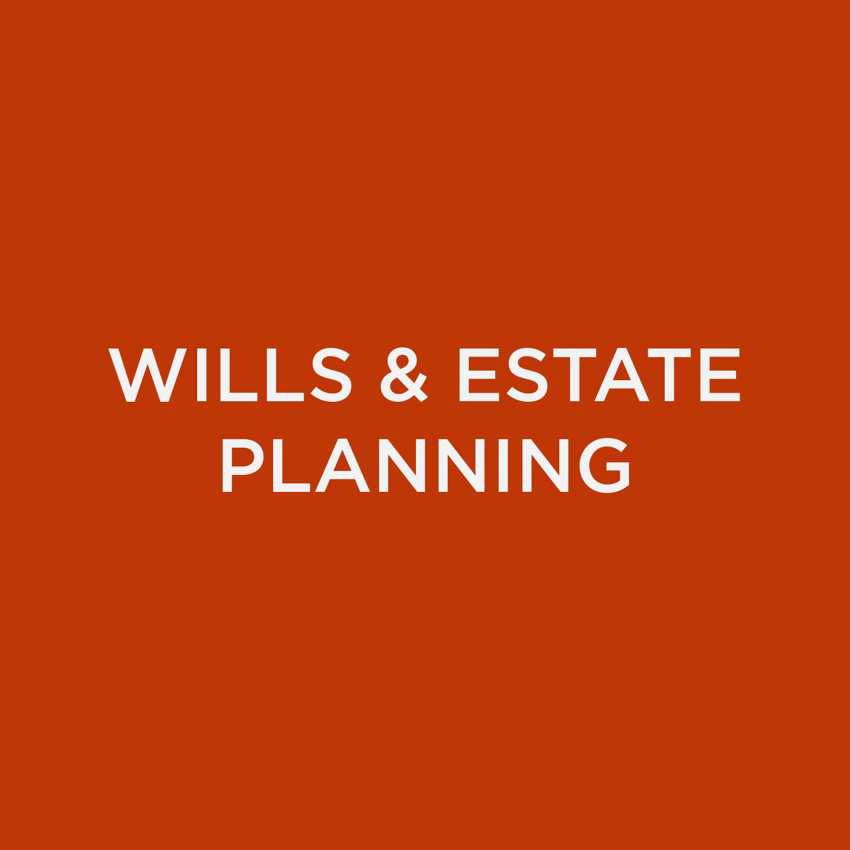 Wills/Estate Planning