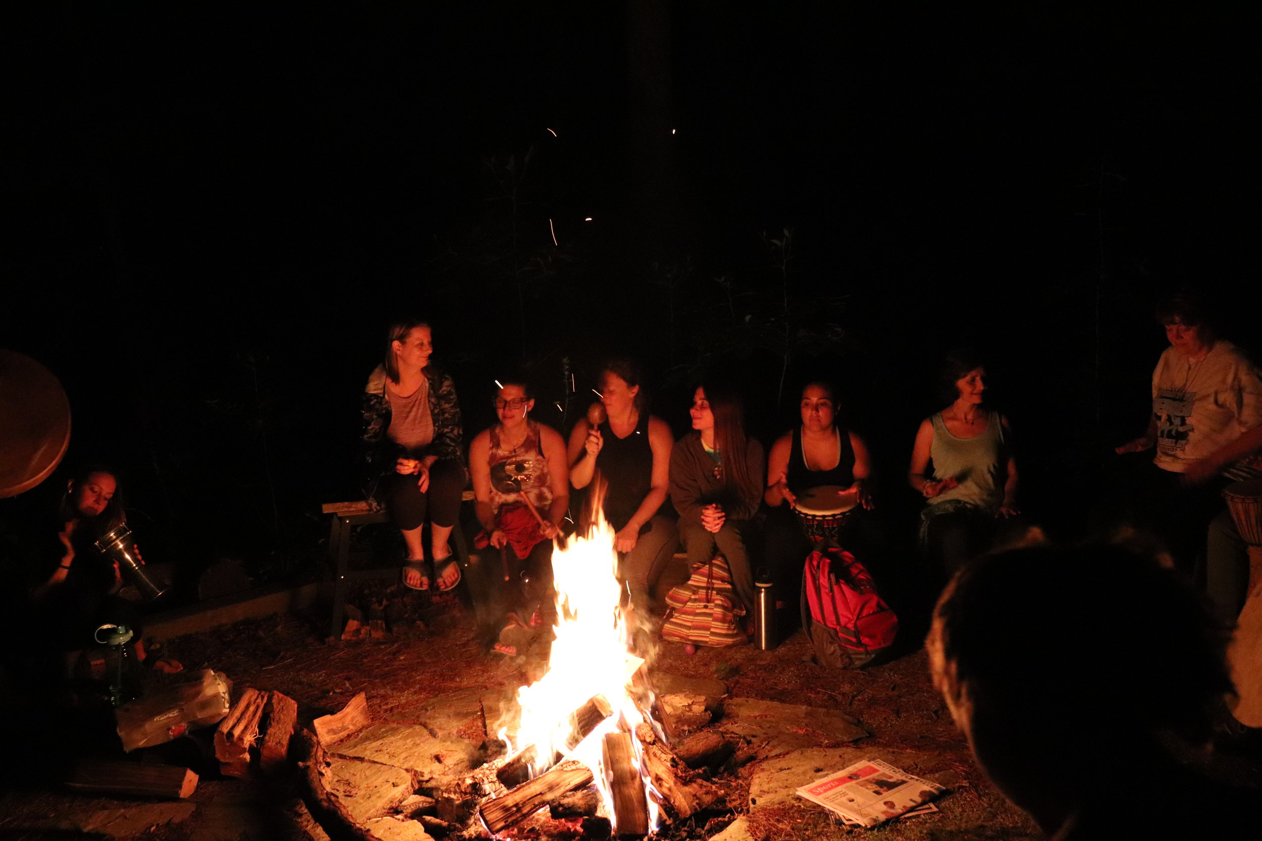 Evenings - Heal - This is the secret sauce of our retreat and what sets it apart from any other retreat experience you may have had previously!